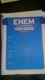 Apostila Enem e vestibulares 100 dias