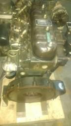 Motor quanchai diesel
