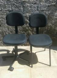 Cadeira de escritório (conjunto)