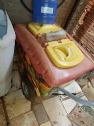 Vendo carrinho de vender picole e salada de fruta