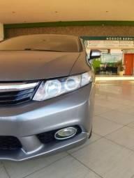 Honda Civic LXL 1.8 Automático - Ano 2012 - Completão - 2012