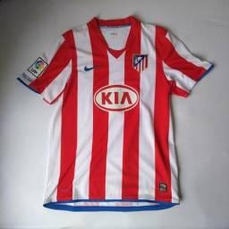 c1bdef2100 Camisa Atlético de Madrid 08 09 (M)
