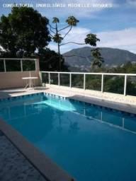 Casa para Venda em Teresópolis, IUCAS, 1 dormitório, 2 suítes, 4 banheiros, 1 vaga