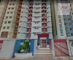 Apartamento à venda, 40 m² por r$ 200.000,00 - botafogo - campinas/sp