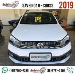 Vw - Volkswagen Saveiro Cross 1.6 C.D * Mod. 2019 4.000km* Ipva total pago - 2018