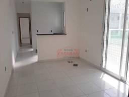 Apartamento com 1 dormitório à venda, 52 m² por R$ 245.000,00 - Canto do Forte - Praia Gra