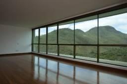 Apartamento para alugar com 4 dormitórios em Vale dos cristais, Nova lima cod:1097