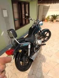 Moto Dafra Kansas 150cc - 2009