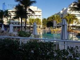 Apartamento com 2 dormitórios à venda condomínio Oásis Resort de Morar, 86 m² por R$  - Ca