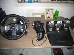 G27 volante + pedal + cambio PS3/Pc