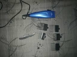 Vendo máquina de cortar o cabelo seminova