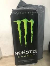 Placa Monster