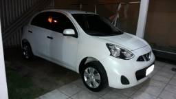 Nissan March 1.0 S Ano 2015 Mod 2015 - 2015