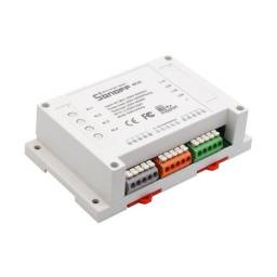 Sonoff 4 CH R2 - Interruptor wi-fi de 4 canais para Casa Inteligente