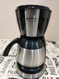 Cafeteira elétrica Britânia CP38 inox thermo