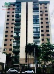 Apartamento com 3 dormitórios para alugar, 189 m² por R$ 2.100/mês - Jundiaí - Anápolis/GO