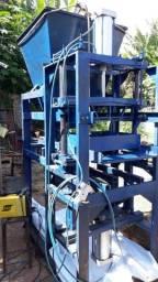 Máquina pneumática de fazer bloco de cimento A2000