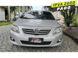 Toyota Corolla 2.0 altis 16v flex 4p automático - 2011
