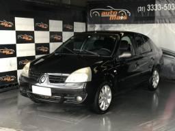 CLIO 2007/2007 1.6 PRIVILÉGE SEDAN 16V FLEX 4P MANUAL