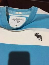 Camiseta Abercrombie e Fitch ORIGINAL