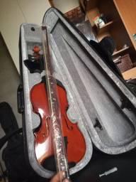 Violino top negociável troco num violão ou 250