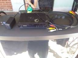 270Tv de tubo 29 polegadas e um conversor digital