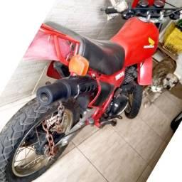 Moto Honda XR 250R 1982