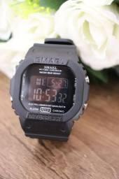 Relógio Masculino Shock Black