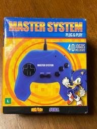 Jogo Master System - Plug E Play (Tec Toy)