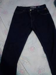 Só R$40 calça jeans Khelf num 38
