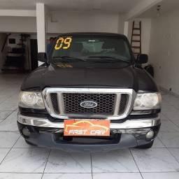 Ranger XLT 2009 Gasolina e Gnv 4.2