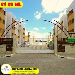 VENDO Apartamento no Condomínio MORADA REAL