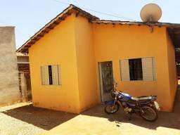 Casa sozinha no lote setor Sul 115.000,00