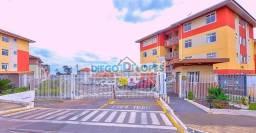 Apartamento à venda com 2 dormitórios em Campo de santana, Curitiba cod:651