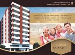 Residencial Salvatore - Aptos de 1 e 2 dormitórios, bairro Rosário;