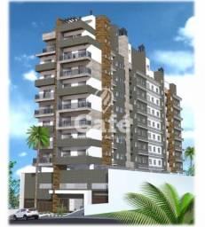 Apartamento à venda com 1 dormitórios em Nossa senhora de lourdes, Santa maria cod:2809