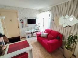 Excelente apartamento de 2 dormitórios, residencial aruba, 2 dorm