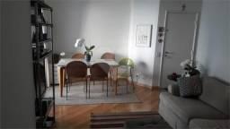 Apartamento à venda com 3 dormitórios em Vila madalena, São paulo cod:85-IM509479