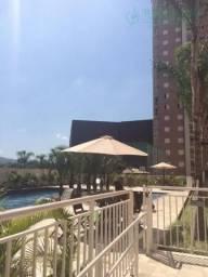 Apartamento com 3 dormitórios (1 suíte) para alugar, 77 m² por R$ 1.500/mês - Jardim Flor
