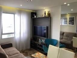 Apartamento com 2 dormitórios para alugar, 45 m² por R$ 1.900,00/mês - Vila Venditti - Gua