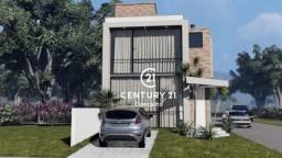 Sobrado com 3 dormitórios à venda, 113 m² por R$ 550.000,00 - Bairro Deltaville - Biguaçu/