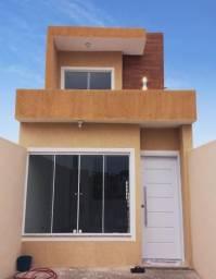 Sobrado com 3 dormitórios à venda, 111 m² por R$ 260.000 - Parque do Museu - Caçapava/SP