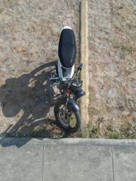 Moto jhony rhapy 50cc troco em bike de ciclismo ou vendo por 1.500..