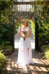 Vestido pré wedding Lindo