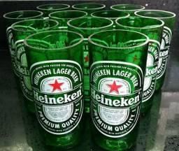 Vendo Jogo de 6 copos da Heineken