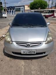 Honda fit lx 1.4 2008/2008 r$16.900
