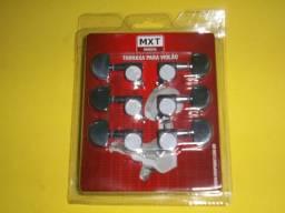 Tarraxa blindada para violão MXT