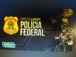 Material Polícia Federal