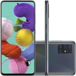 Samsung A51 novo lacrado