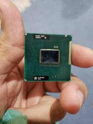 Processador i5 soket pga 989pra notebook